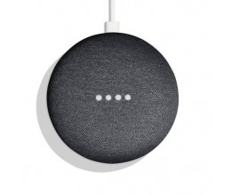Assistant vocal Google Home Mini Charbon - Google