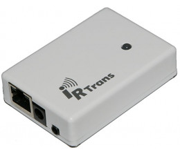 Contrôleur Infra-rouge IRTrans Ethernet 455kHz