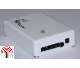 Contrôleur Infra-rouge IRTrans Wifi avec base IR + Licence logiciel iRed