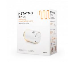 Vanne Connectée additionnelle pour radiateur - Netatmo