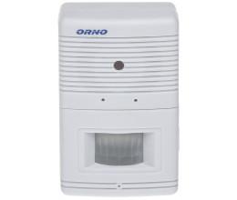Détecteur de mouvement PIR avec alerte sonore intégrée - Orno
