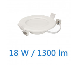 Applique LED de plafond EURUS 18 W, 1300 lm - Orno