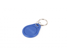Badge RFID compatible ISO 15693 - Couleur Bleu
