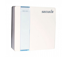 Sonde de température et d'humidité sur piles Z-Wave - Secure