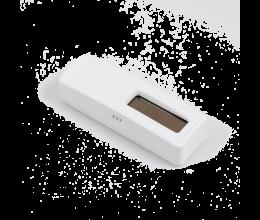 Sonde de température sans piles EnOcean blanche - Ubiwizz