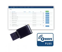 Contrôleur USB Zwave Plus - Zwave.Me