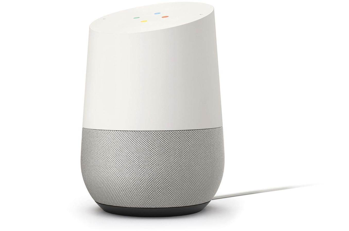 Freebox Google Home