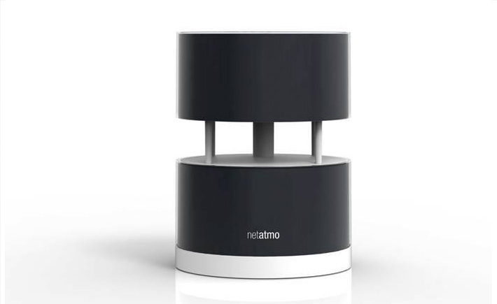 an mom tre pour station m t o netatmo. Black Bedroom Furniture Sets. Home Design Ideas