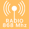 Compatible radio868